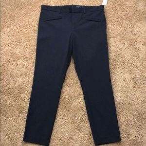 NWT Gap Navy slacks